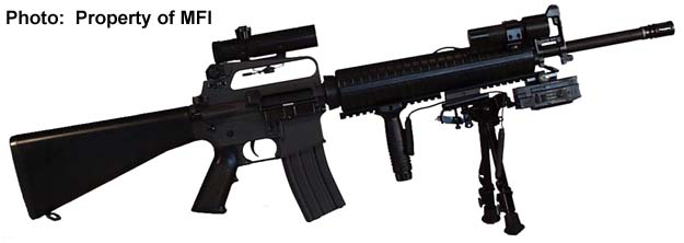 Colt M16A1 Picture Archive