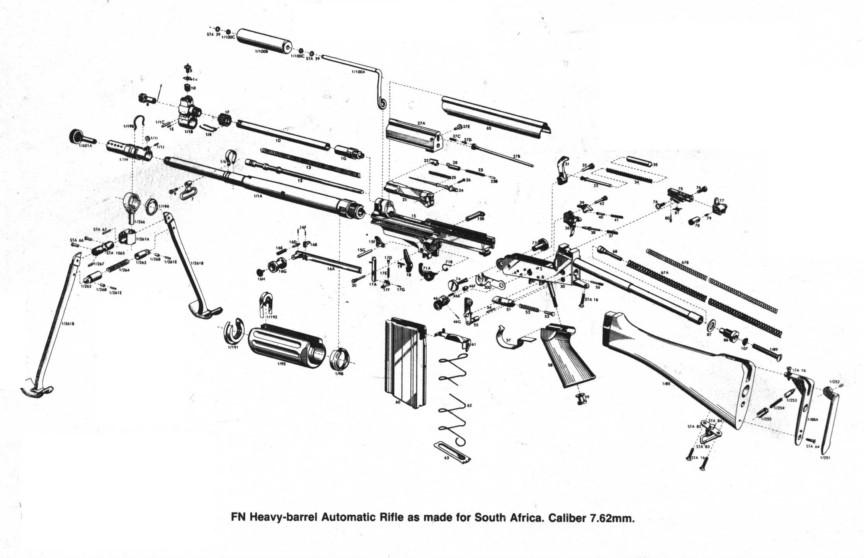 fn p90 diagram