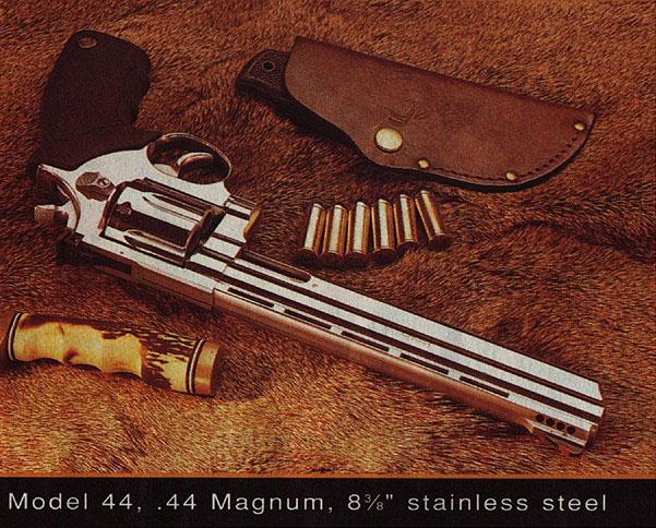 taurus 44 magnum revolver. The Taurus .44 Magnum